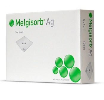 Melgisorb Ag Antimicrobial Alginate