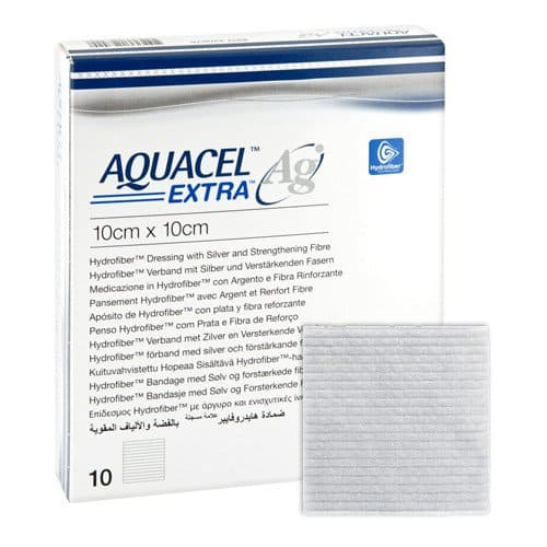 Aquacel Ag EXTRA Hydrofiber