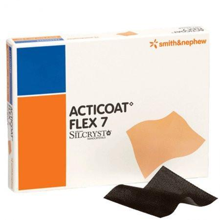 Acticoat with SILCRYST 7
