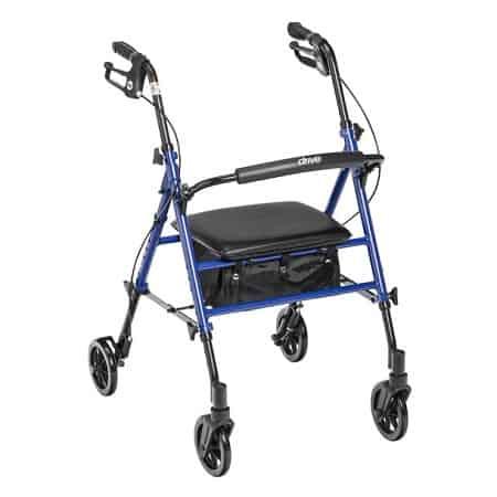 Drive Adjustable Height Rollator