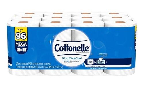Cottonelle, Ultra CleanCare Toilet Paper medical equipment